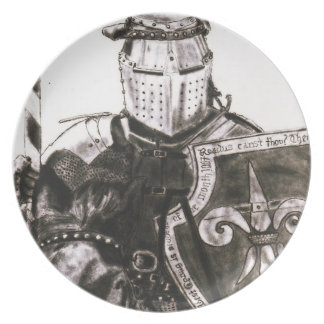 Knight Plate