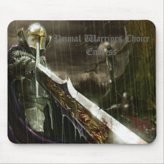 knight Rain Mouse Pad