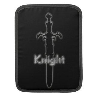 knight sword ipad sleeve
