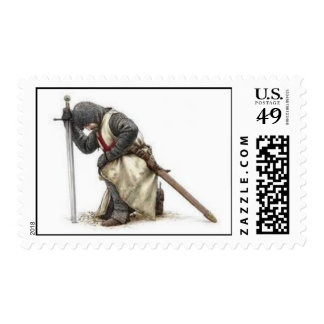 Knight Templar Postage
