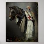 Knight Templar Print