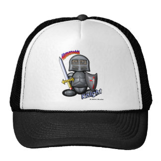 Knight (with logos) cap