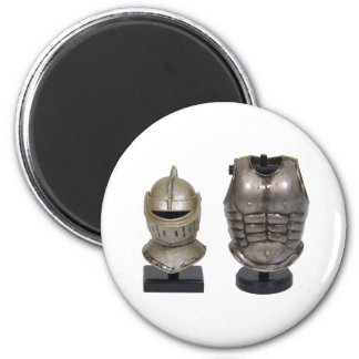 KnightArmor071809 Refrigerator Magnet