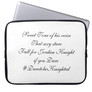 Knighted Laptop Sleeve