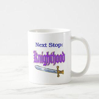 Knighthood Mugs