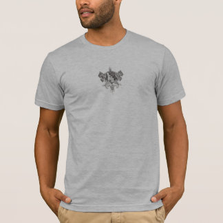 Knighthood - Take Friends, Grey T-Shirt