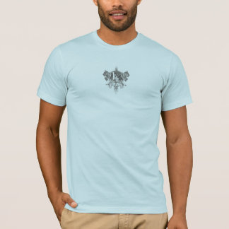 Knighthood - Win Friends, Blue T-Shirt