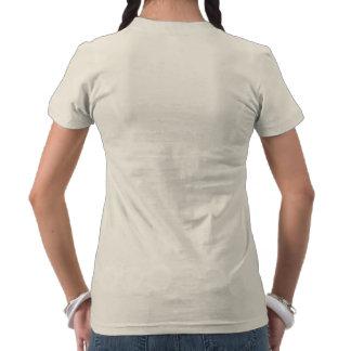 Knighthood - Win Friends, Ladies Natural Shirt