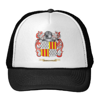 Knightly Coat of Arms (Family Crest) Hats