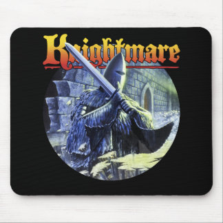 Knightmare Fright Knight Mouse mat Mouse Pad