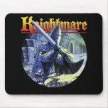 Knightmare Fright Knight Mouse mat Mousepad