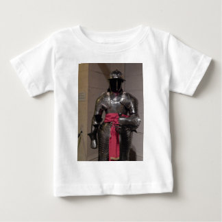 Knights Armor Collection: Red Sash Knight Baby T-Shirt