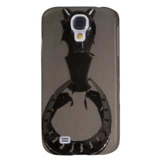 Knights Armor Horse Mask Samsung Phone Case Samsung Galaxy S4 Cover