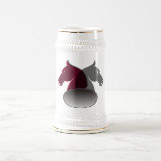 Knights Beer Stein Coffee Mug