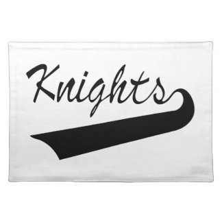Knights Cloth Placemat