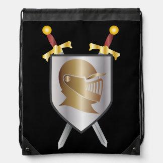 Knights Drawstring Backpack