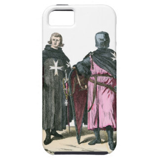 Knights from the Order of St John iPhone 5 Covers