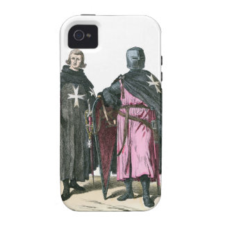 Knights from the Order of St John Case-Mate iPhone 4 Cover