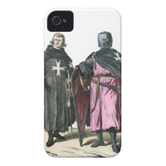 Knights from the Order of St John iPhone 4 Covers