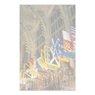 Knights Grand Cross, Order of the Bath Banners in Customized Stationery