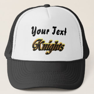 KNIGHTS-HAT TRUCKER HAT