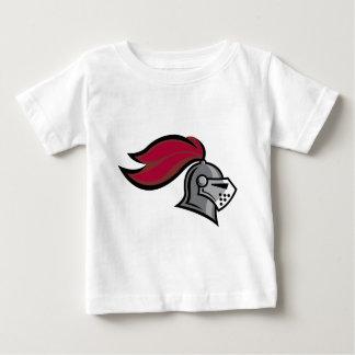 Knight's Helmet Baby T-Shirt
