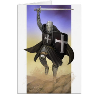 Knights Hospitaller Greeting Cards