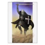 Knights Hospitaller Greeting Card