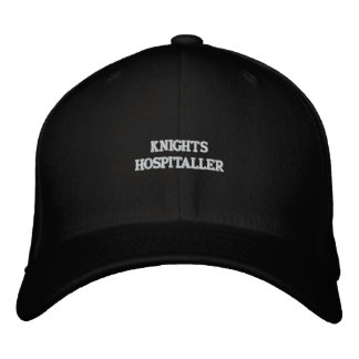 Knights Hospitaller Hat Embroidered Baseball Cap