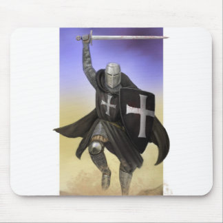 Knights Hospitaller Mouse Pad