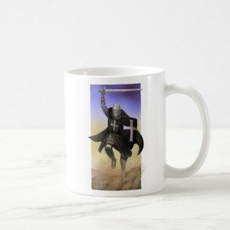 Knights Hospitaller Classic White Coffee Mug