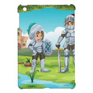 Knights iPad Mini Covers
