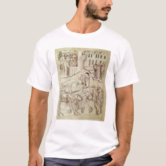 Knights jousting possibly in the Hippodrome T-Shirt