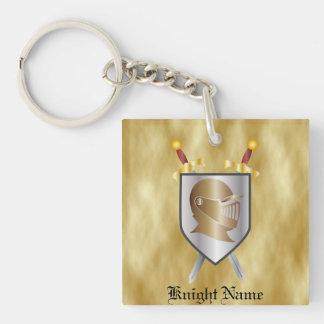 Knights Keychain