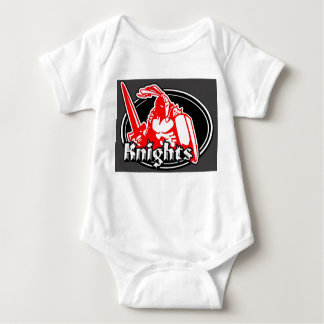 Knights la enredadera del bebé poleras