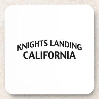 Knights Landing California Beverage Coaster