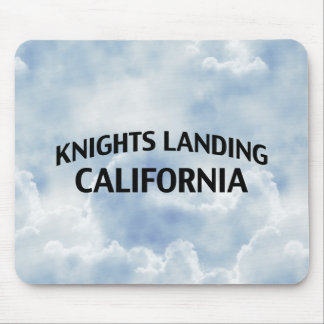 Knights Landing California Mouse Pad
