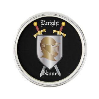 Knights Lapel Pin