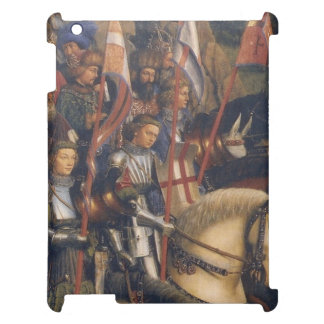 Knights of Christ (Ghent Altarpiece), Jan van Eyck Case For The iPad 2 3 4