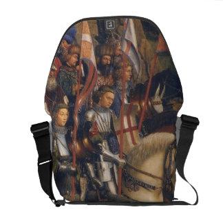 Knights of Christ (Ghent Altarpiece), Jan van Eyck Messenger Bag