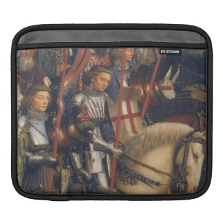 Knights of Christ (Ghent Altarpiece), Jan van Eyck Sleeve For iPads