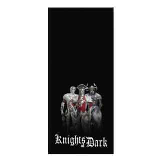 Knights of Dark Rack Card