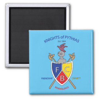 KNIGHTS OF PYTHIAS MAGNET