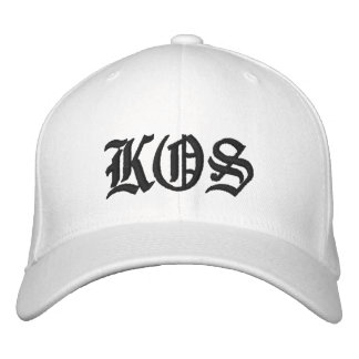 Knights Of Six ( Abbreviated Embroidered) Cap