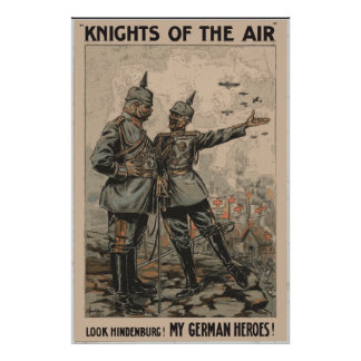 Knights of the Air Poster