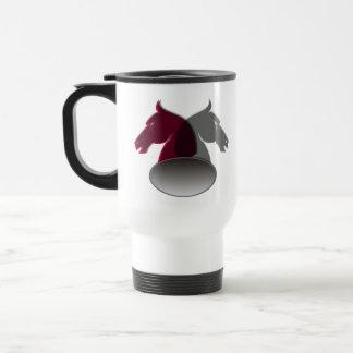 Knights Plastic Travel Mug