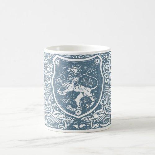 Knights & Rampant Lion Mug