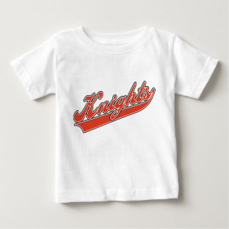 Knights Script Baby T-Shirt