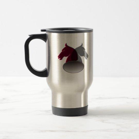 Knights Stainless Travel Mug