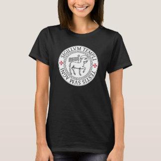 Knights Templar Agnus Dei Seal T-Shirt
